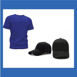 T-shirt & Cap