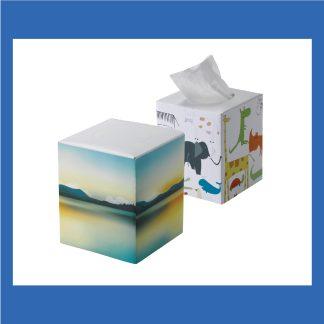 Tissue Box & Pocket Tissue